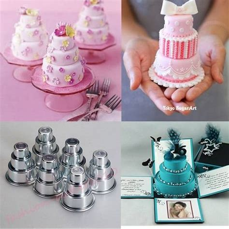Mini3 Layer 3 sizes mini 3 tier wedding cake tins pudding pan baking
