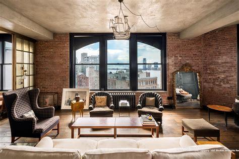lyon home design studio kirsten dunst s funky soho loft is now asking 500k less