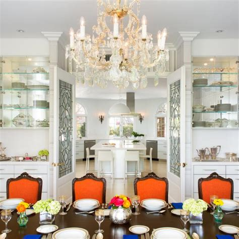 glass chandeliers for dining room 10 chandeliers that are dining room statement makers