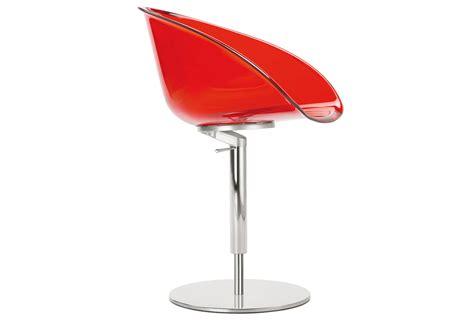 durchsichtiger stuhl stuhl gliss 951