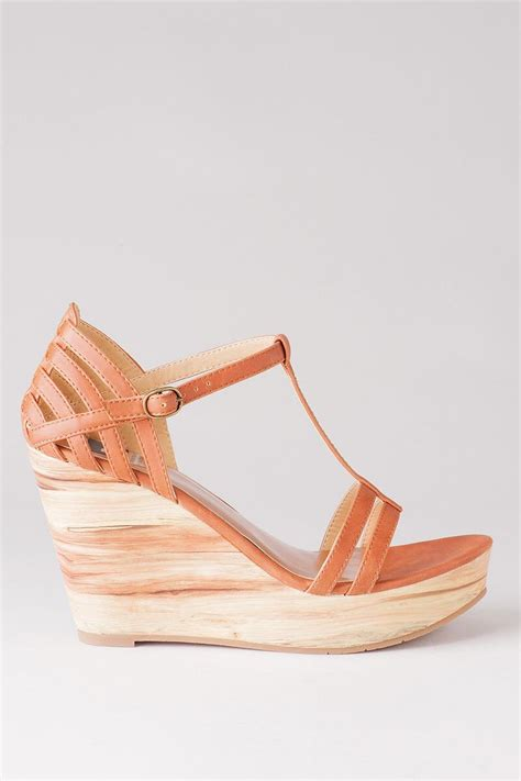 Wooden Shoes Just Got Hip by Bc Footwear Shoes I Got It Wooden Wedge S