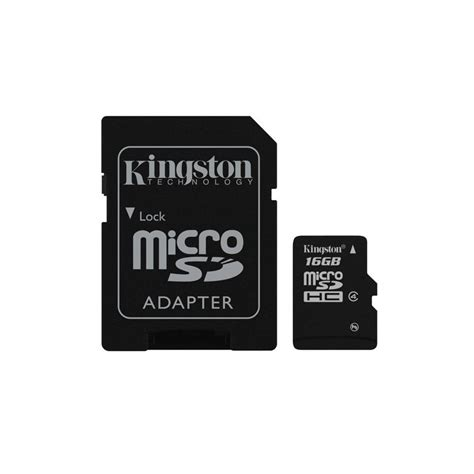 Micro Sd 16gb Kingston micro sd class 4 16gb kingston memory card