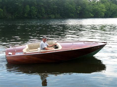wooden powerboat plans deep v inboard donzi inspired woodenboat magazine