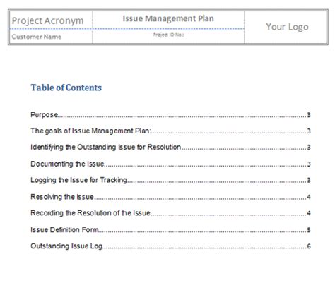 communication plan client communication plan template