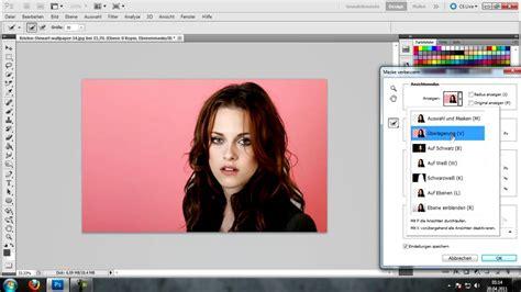 tutorial gimp deutsch photoshop cs5 person bild sauber ausschneiden