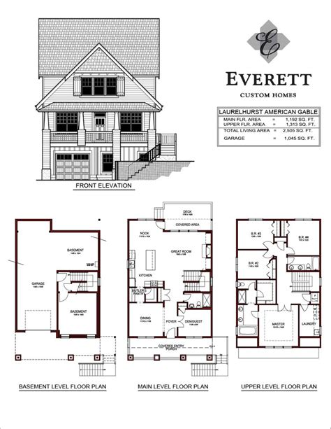 garage under house floor plans 32 best images about tuck under garage houses on pinterest