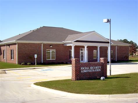 Ssa Offices by Mississippi Social Security Offices