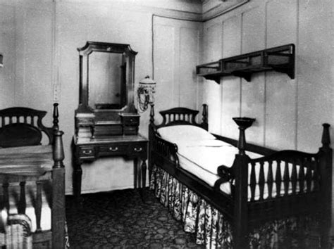 titanic 2nd class rooms the titanic daily of percy bailey