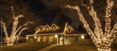 how to light your tree wrapping trees with lights