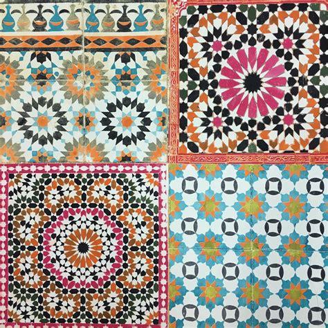 tapete marokkanisch moroccan tile wallpaper www pixshark images