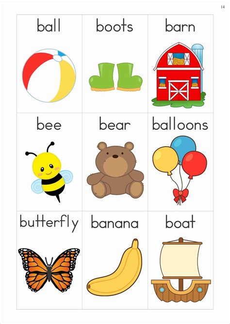 Letter Sounds 192 best images about letter b activities on