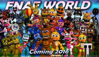Fnaf world coming to steam pc and android on february 19th