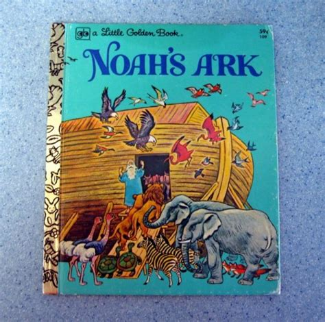 the of noah books reserved for ct vintage noahs ark golden book childrens