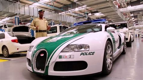 Dubai Police Drive The World's Fastest Police Car   Autoblog