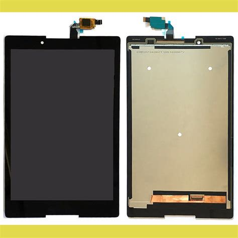 Lenovo Tab 2 A8 50 8 Inchi Screen Guard Tempered Glass Protector Kaca Replacement New Lcd Display Touch Screen Frame Assembly