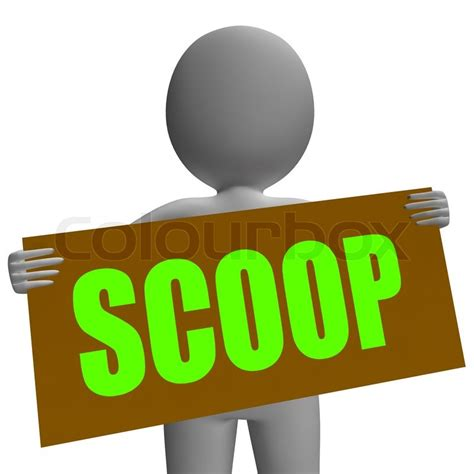 gossip or hearsay meaning scoop sign character meaning gossipmonger or intimate