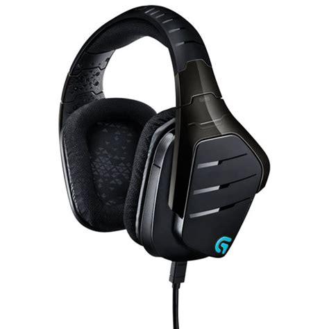 Headphone Gaming Logitech logitech g633 gaming headset with microphone black