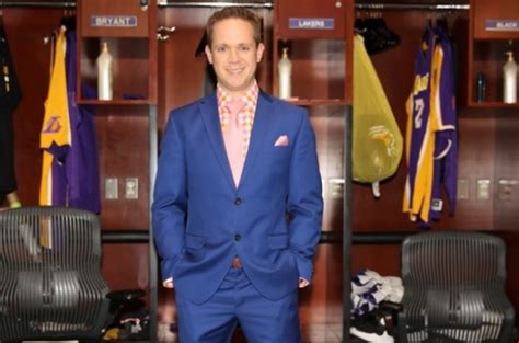Craig Sager Wardrobe by Sideline4sager Puts The Nba S Sideline Reporters In Craig