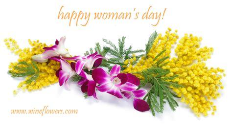 foto 8 marzo fiori festa della donna buon 8 marzo wineflowers