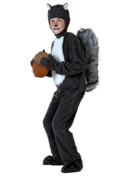 squirrel costume child squirrel costume