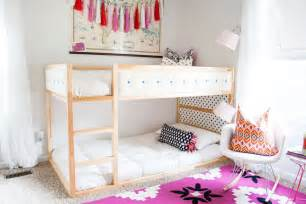 Ikea Child Bunk Bed 31 Ikea Bunk Bed Hacks That Will Make Your Want To A Room Ikea Kura Hack Ikea