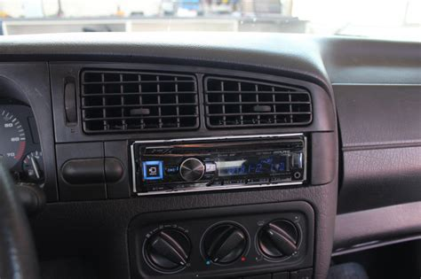 Golf 3 Autoradio by Autoradio Einbau Volkswagen Golf 3 Ars24 Onlineshop