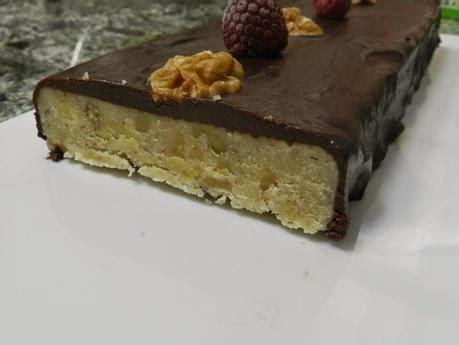 turr 243 n casero de nata nueces y chocolate negro paperblog