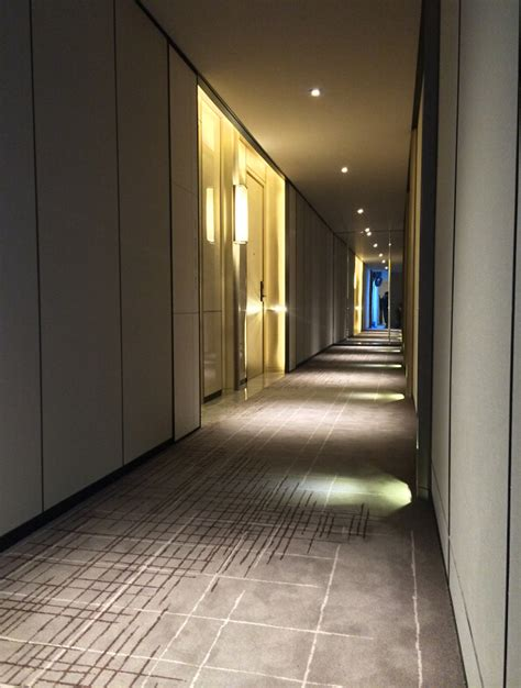 nylon custom design pattern printed hotel corridor