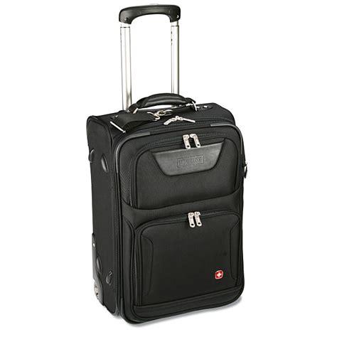 "4imprint.com: Wenger 21"" Wheeled Carry On   24 hr 100913"