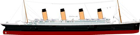 titanic one boat came back lines plan of a boat clint