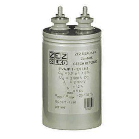 capacitor on dc voltage medium voltage dc capacitors