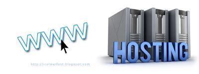hosting  domain rielmelfost blog