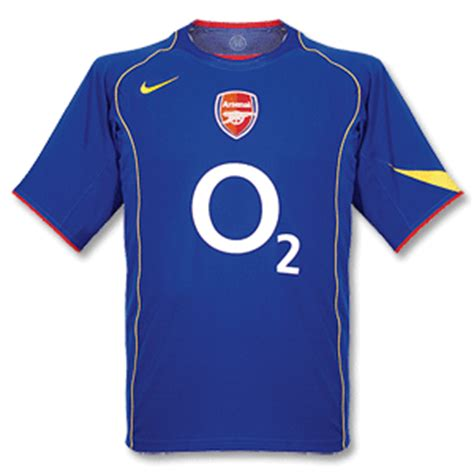 Baru Jersey Arsenal Away 2004 2005 arsenal corner poll which was arsenal s best away kit the last 10 years
