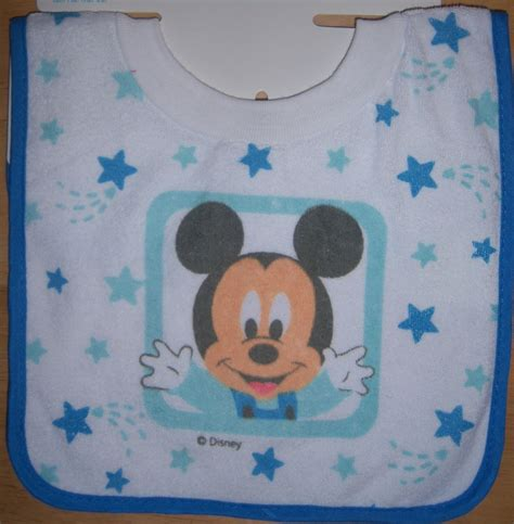 Minnie And Mickey Mouse Baby Shower by New Disney Mickey Mouse Minnie Or Pluto Pull Bib