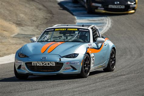 mazda global 2016 mazda mx 5 cup global invitational no podium but at