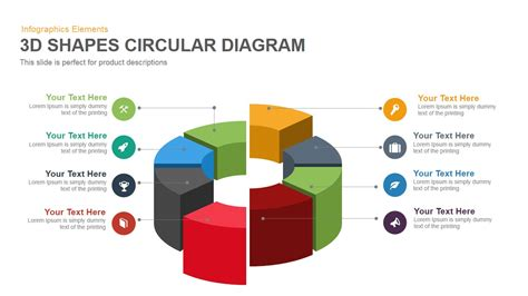 3d Circular Diagram Powerpoint Template And Keynote Slidebazaar Powerpoint Templates 3d Free