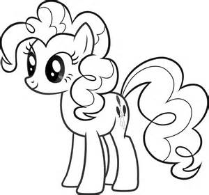coloring pages free my pony tanakorn2475624