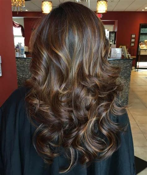 do it yourself highlights for dark brown hair 60 looks with caramel highlights on brown and dark brown hair