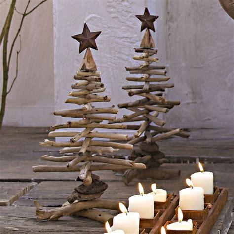 Bastelideen Aus Holz by Basteln Mit Holz Zu Weihnachten Denvirdev Info