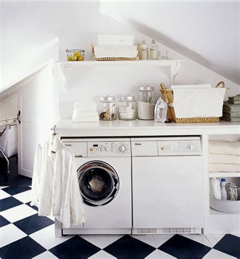 Small Laundry Room Ideas To Try Keribrownhomes Small Laundry Room Decorating Ideas