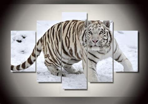 white tiger bedroom decor tiger landscape promotion online shopping for promotional