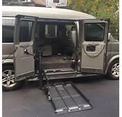 Used Custom Luxury Conversion Vans