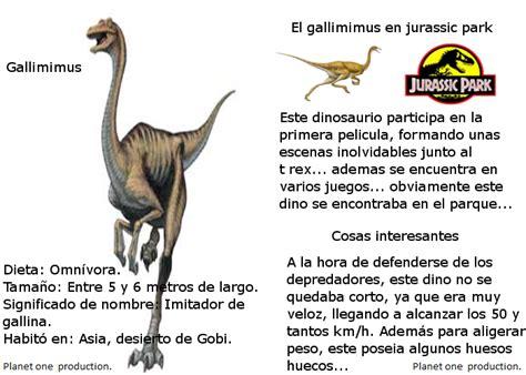 imágenes de fichas informativas fichas informativas de dinosaurios