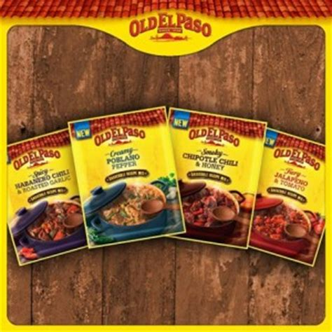 Sweepstakes El Paso - free old el paso rice meal kits