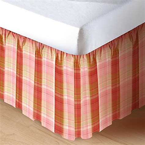 bed skirts bed bath and beyond buy primavera queen bed skirt from bed bath beyond