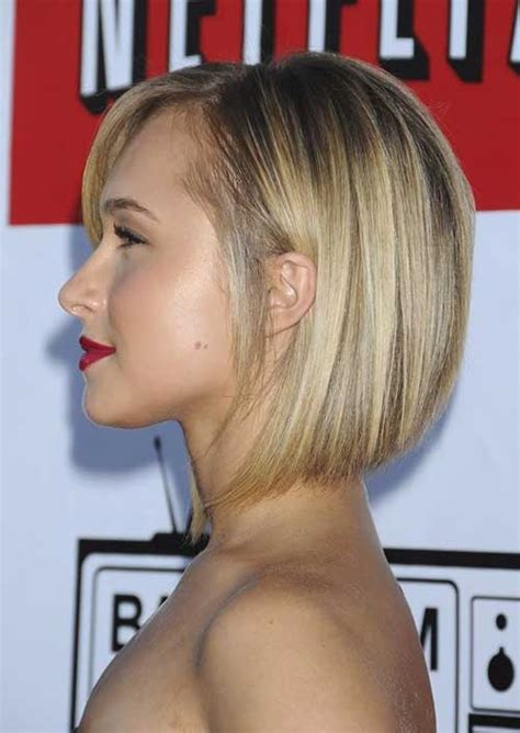 side pictures of bob haircuts 15 hayden panettiere bob haircuts bob hairstyles 2017