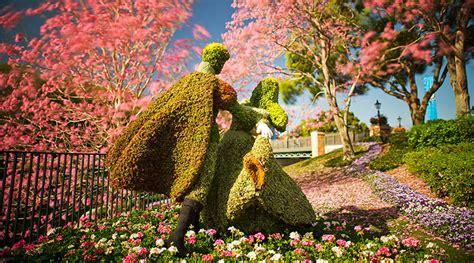 Epcot International Flower Garden Festival Expanding To Disney World Flower And Garden Festival