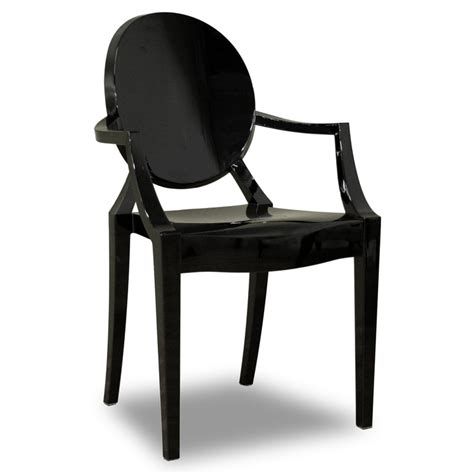 Black Ghost Chair by Replica Ghost Chair Murray