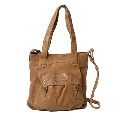 au peppermint bag honey aunts  uncles leather tote