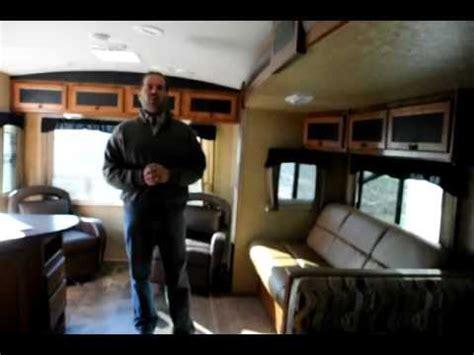 room trailer 2012 wilderness 2750rl rear living room travel trailer new generation rv